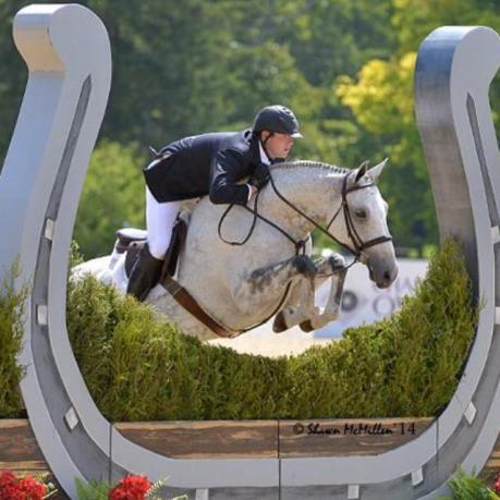 Conner:Seamless Horseshoe