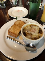 French Onion Soup from Moose Sisters