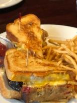 Meatloaf Sandwich at Moose Sisters