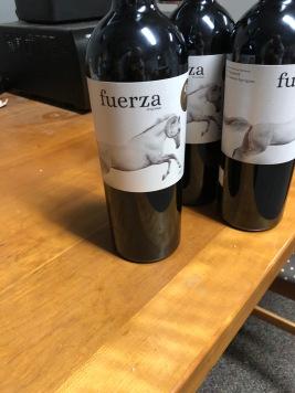 FUERZA WINE!!